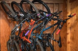 Mossy Cog Designs Announces the Tight Stack Bike Rack