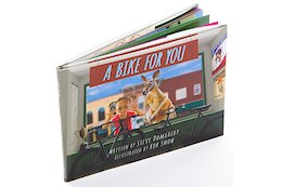 Children's Illustrated MTB Book 'A Bike For You' Now Available