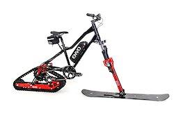 ENVO Launches $2000 Electric Snowbike Conversion Kit