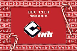 Enter to Win A ODI Prize Pack - Pinkbike's Advent Calendar Giveaway