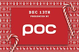 Enter to Win A POC Helmet and Sunglass Prize Pack - Pinkbike's Advent Calendar Giveaway