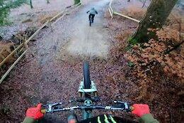 Video: Brendan Fairclough Sends Bike Park Laps & Gaps
