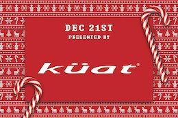 Enter to Win A Küat Racks Transfer v2 - Pinkbike's Advent Calendar Giveaway
