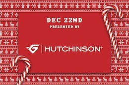 Enter to Win 1 of 2 Sets of Hutchinson Griffus Racing Lab Tires - Pinkbike's Advent Calendar Giveaway