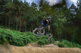 Video: Jono Jones Goes Flat Out on Rowdy Trails in 'Working from Home'
