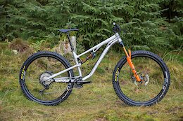 Bird Launches the Aether 9AL Short Travel Trail Bike