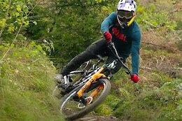 Video: Greg Callaghan Charging on Austrian Bike Park Trails
