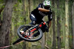 Video: Jack Moir's First Ride Since the Maribor World Cup on his Local Trails