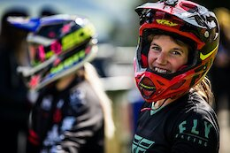 Podcast: How Morgane Charre Went From Downhill World Champ to EWS Winner