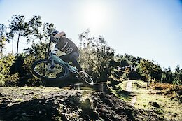 Video: George Brannigan Tests the New Propain Downhill Bike