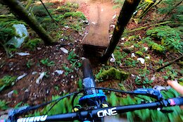 Video: Gnarly GoPro Lines in the Wet with Remy Metailler