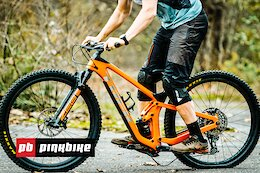 Field Test: 10 Trail and Enduro Bikes Hucked To Flat at 1,000 FPS
