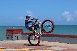 Video: Florida's 51-Year-Old Wheelie Master