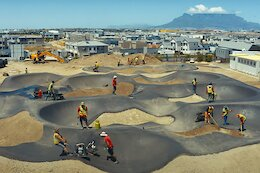 Video: Building Velosolutions' Latest Pumptrack In Cape Town