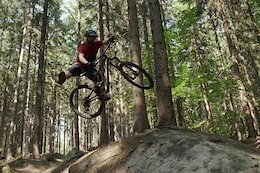 Video: Timo Pritzel Shreds the Sour Bicycles Full Suspension Prototype