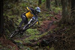 Video: Danny Hart Charging Hard on his new Cube Downhill Bike