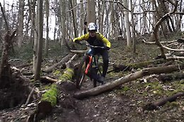 Video: Ethan Craik Gets Loose on Greasy Trails in 'Impulse'