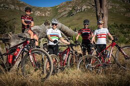 Sina Frei, Gerhard Kerschbaumer & Laura Stigger Join Jordan Sarrou on Specialized Factory Racing