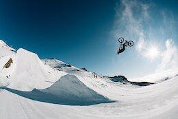 Video: Conor MacFarlane Sends on Ski Slopes in 'Peak To Pub'