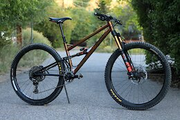 Colorado-Based Myth Cycles Releases the Zodiac: A US Made Steel, Single-Pivot, Full Suspension 29er