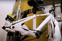 Video: Fabio Wibmer Shows off his Bike Collection Including a Carbon Canyon Trials Bike