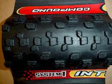 Intense System 1, 2 & 3 XC Tires