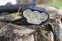 Check Out: An 8000 Lumen Light, Anti-Chainslap Tape, Recycled Grips, & More