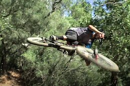 Video: Connor Fearon Shreds Dusty Trails, Moto & Dirt Jumps in Adelaide