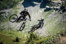 Photo Epic: All the Elements - Big Bike Shooting in Châtel with George Brannigan & Clemens Kaudela