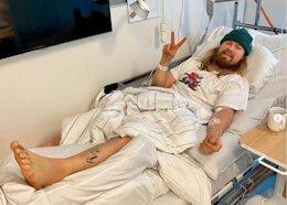 Brage Vestavik Suffers Broken Foot Filming for X Games RealMTB