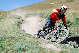 Video: 56 Seconds of Joe Breeden Smashing His Trail Bike