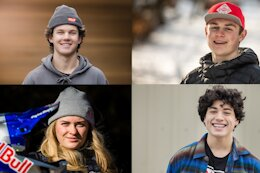 Vali Höll, Jamie Edmondson, Ethan Shandro & Tegan Cruz Join the RockShox Trek Race Team