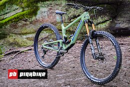 First Ride: 2021 Nukeproof Giga - Because They Could