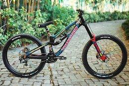 Bike Check: Johny Salido's Freeride Fiesta Transition TR11