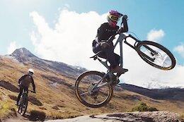Video: Riding the New Nukeproof Giga in Zermatt