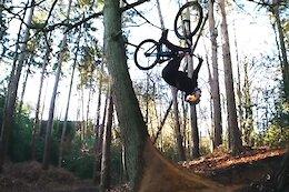 Video: Matt Jones Builds & Rides an Oak Tree Barrel Roll
