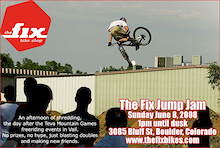 Jump Jam at The Fix Bikes June 8, 2008