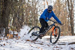 Video: Peter Ostroski Grapples with Frozen Trails in 'Seasons Collide'