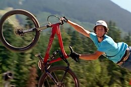 Video: Cam McCaul Shows Off his Past Trek Slopestyle Frames from 2004 to 2014