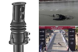 Slack Randoms: Another Cyclist Falls Through the Ice, A New Suspension Stem & More