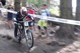 Video: Rowdy, Raw, Trackside Footage from the NZ National Champs