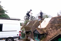 Video: Brendan Fairclough is Joined by Sam Pilgrim as They Try to Ride Over his House