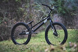 "Not A Review: Getting Through Lockdown on a Jitsie Varial 24"" Trials Bike"