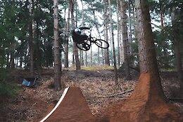 Video: Matt Jones Returns for a Final Attempt at his Huge 15ft Tree Gap