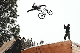 Video: Cam McCaul, Carson Storch, Dusty Wygle & More Get Together for a Snowy Jump Session