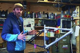 Video: Rob Warner Tries to Rebuild his 1996 World Cup Winning Bike