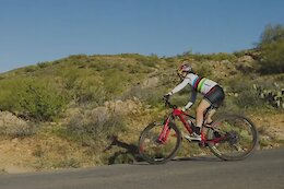 Video: Kate Courtney Shows Off her Training Setup & Local Trails