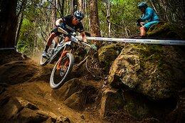 Race Report: Josh Carlson & Rebecca McConnell Win 2021 XCO eMTB Australian National Championship