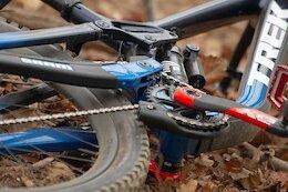 Spotted: A RockShox Blackbox Shock on Trek's High Pivot DH Bike