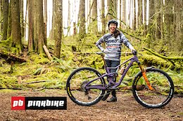 Video: Georgia Astle On Going Pro & Her Devinci Troy - Pro Bike Check